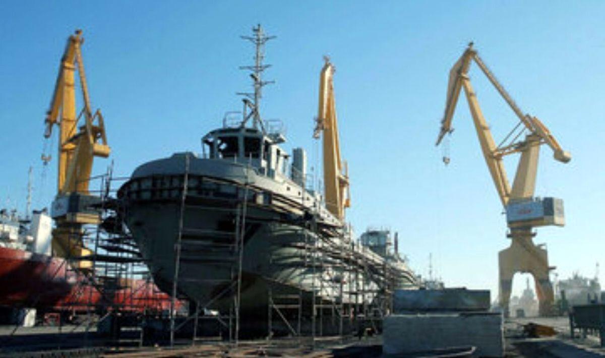 تعمیر هفت شناور در مجتمع کشتی سازی فراساحل ایران در بندرعباس