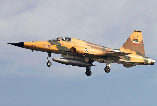 حادثه جنگنده اف5 پایگاه شکاری دزفول منجر به شهادت 2 خلبان ارتش شد