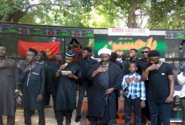 شهادت سه نفر از عزاداران امام حسین در شمال نیجریه/فیلم