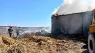 آتش به انبار کاه افتاد