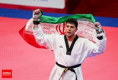 ضربه طلایی رجبی/ کاروان ایران چهارمین مدال زرین را کسب کرد