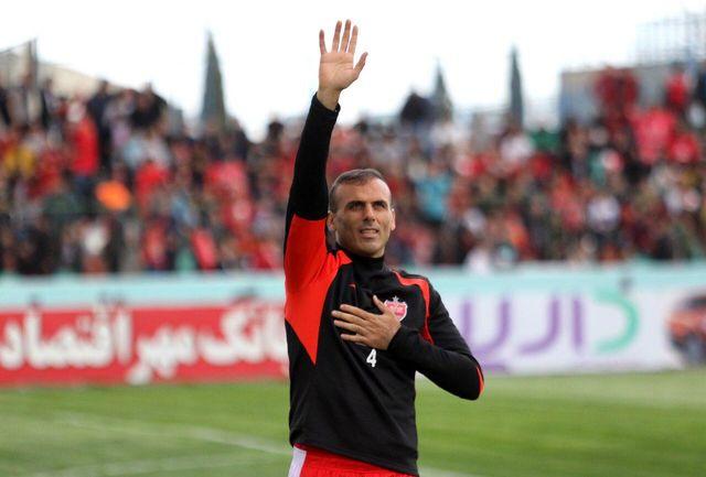 حسینی: قهرمانی در لیگ کمترین کاری بود که میتوانستیم برای هواداران انجام دهیم