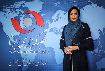 حضور سامیه لک بازیگر سریال