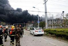 مرگبارترین حادثه صنعتی در چین رخ داد