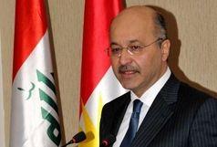«برهم صالح» پس از ایران به ریاض رفت