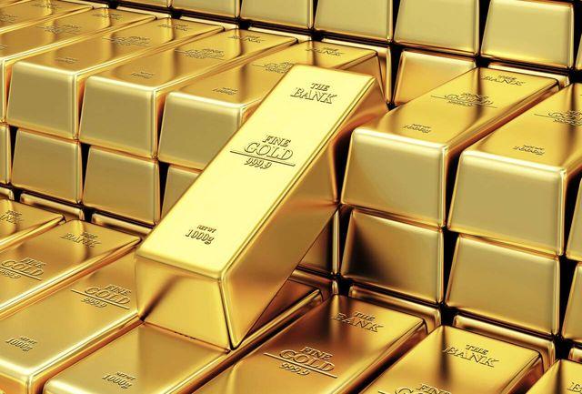 قیمت جهانی طلا امروز ۲ اردیبهشت