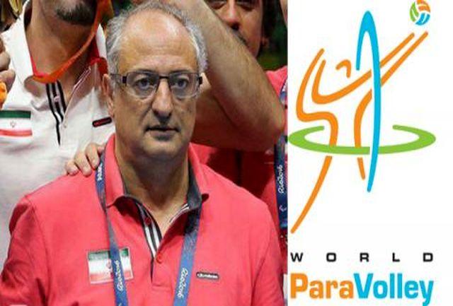 رقبای ایران در لیگ جهانی والیبال نشسته مشخص شدند