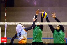 تیم والیبال شهرداری قزوین به مصاف سایپا می رود