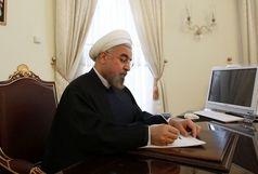 رئیس جمهور درگذشت جانباز و پدر شهیدان جلالی را تسلیت گفت