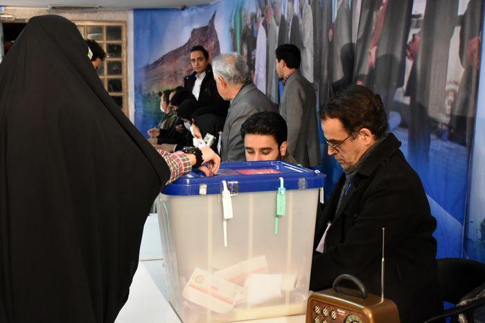 اعلام پایان رای گیری در روستاهای استان کرمان