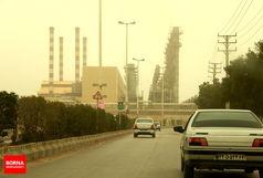 افزایش ۷.۵ برابری گرد و غبار در اروند