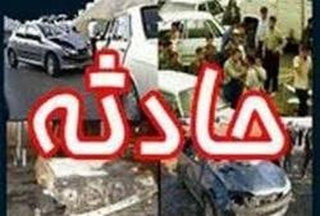 تصادفات مرگبار در استان اصفهان