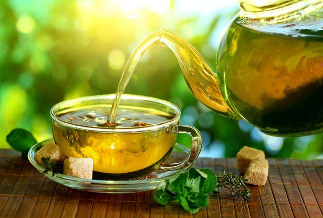 کبد چرب خود را فقط با این چای درمان کنید