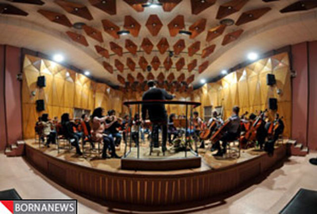 «گراف مورژا»؛ ویولونیست صاحب نام روس در ارکستر سمفونیک رودکی