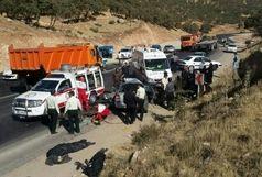 علت ۸۰ درصد تصادفات رانندگی