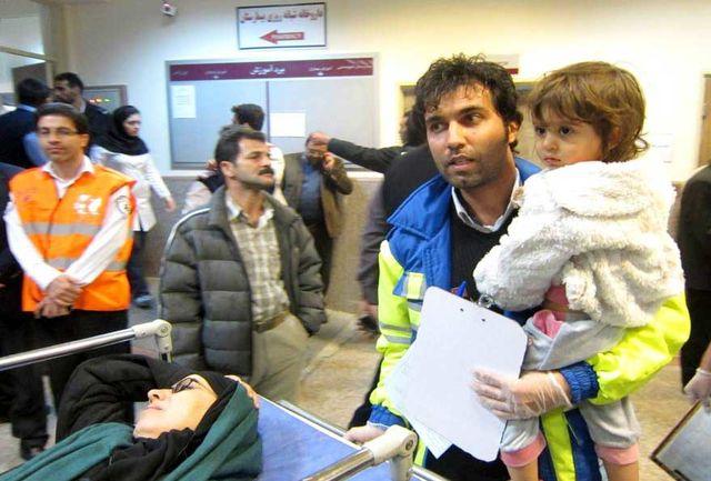 مرکز فوریتهای پزشکی البرز 2842 ماموریت امدادی انجام داد