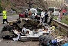 جان  باختن ۷۵۶ تن  در حادثه رانندگی