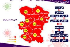 درخواست مجوز اعمال محدودیت در استان همدان ارسال شده است/ابتلای 30 همدانی در شبانه روز گذشته به کرونا