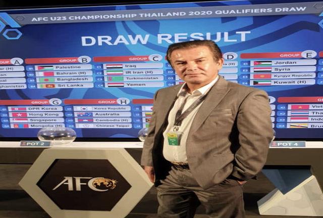 استیلی : امیدواریم به عنوان سرگروه به دور نهایی بازیها صعود کنیم