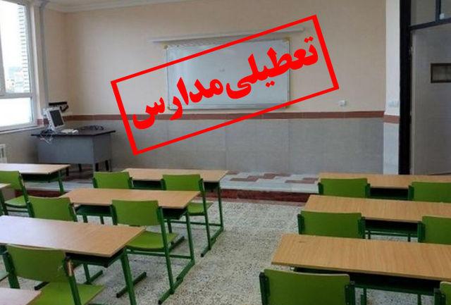 تمدید تعطیلی مدارس استان همدان به مدت یک هفته دیگر