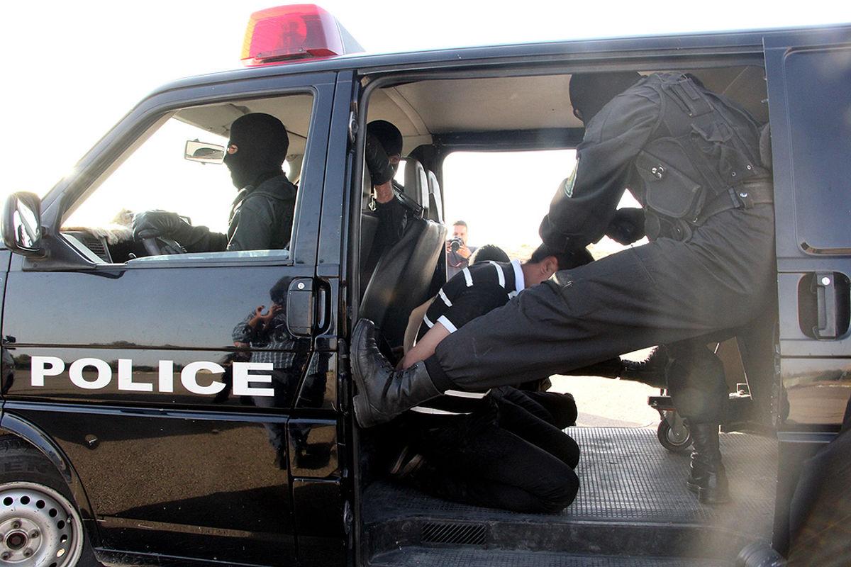 دستگیری 13 شرور و سارق خطرناک در عملیات ویژه ناجا