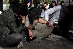 باند سارقان منازل استانهای قم، تهران و اصفهان دستگیر شدند