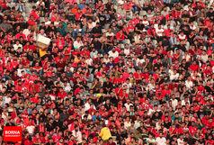 خبر خوش از نصفجهان برای قرمزها+ عکس