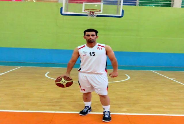 بسکتبالیست ناشنوای کهگیلویه و بویراحمدی به اردوی تیم ملی دعوت شد