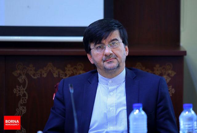 احمدی به عنوان معاون فرهنگی و توسعه ورزش همگانی منصوب شد