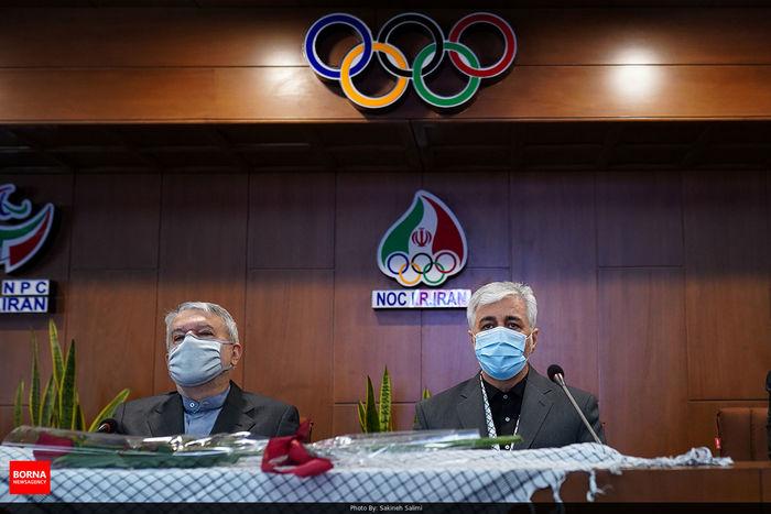 سجادی: روحیه جهادی باعث نتایج خوب در پارالمپیک شد/ جوانان کشورمان همگی پیرو رزمندگان هشت سال دفاع مقدس هستند