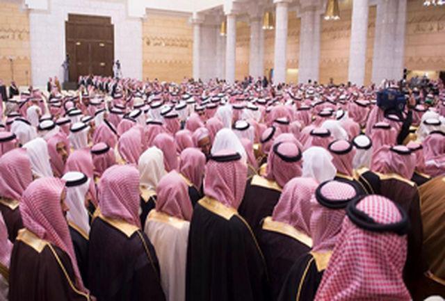 درگیری شاهزادگان سعودی در کاخ سلطنتی ریاض