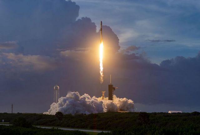 ۶۰ ماهواره اینترنتی دیگر به فضا رفت