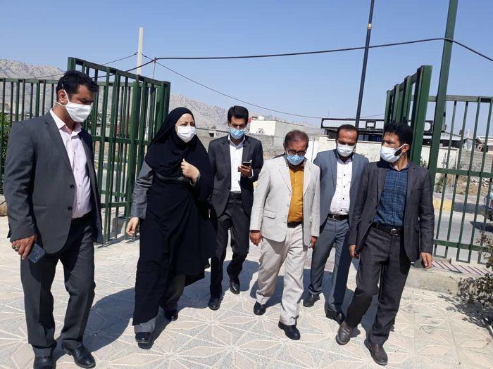 بازدید دو روزه معاون استاندار از دستگاه های اجرایی شهرستان باشت