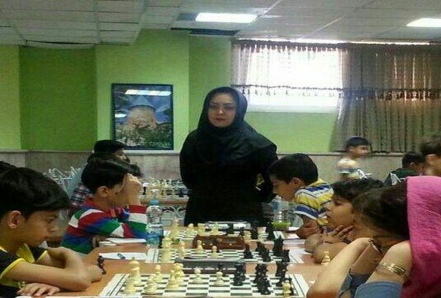 سارا اکبری داور فیده شد