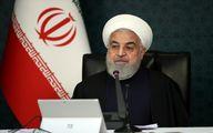 دکتر روحانی درگذشت مرحومه حاجیه خانم زهرا حمیدی را تسلیت گفت