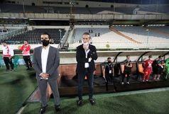 دو مدافع سرشناس در لیست خرید گلمحمدی+ عکس