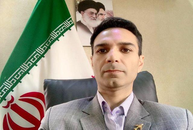 راهاندازی اولین تاکسی هوایی ایران در لامِرد فارس
