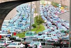 برخورد با چهارمیلیون خودرو فاقد معاینه فنی