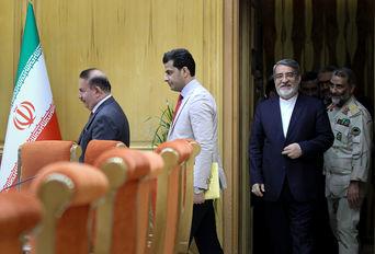 دیدار وزرای ایران وعراق