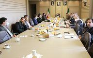 برگزاری جلسه ستاد ساماندهی و مقابله با ویروس کرونا در شهرستان شهریار