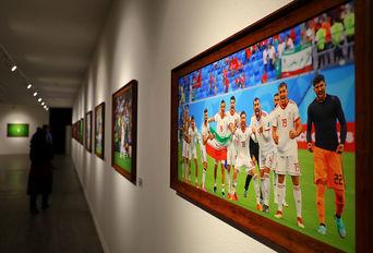 نمایشگاه عکس (( جام جهانی ))