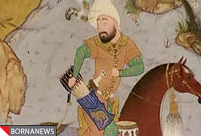 برگی از ˝شاهنامه طهماسبی˝ ركورد دار فروش آثار اسلامی شد
