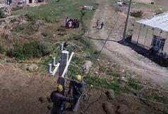 برقرسانی به ۵ روستای زیر ۱۰ خانوار در آذربایجان غربی در سالجاری