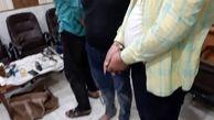 دستگیری 3 سارق و کشف دو فقره سرقت در نهاوند
