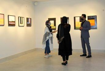 نمایشگاه نقاشی «آفرینش درخت»