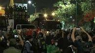 اعتراضات ضدخونتا ادامه دارد