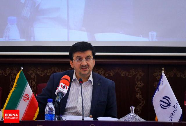 مراسم روز ورزش و سخنان عبدالحمید احمدی/ ببینید