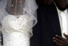 عروس که مرد بود!+عکس
