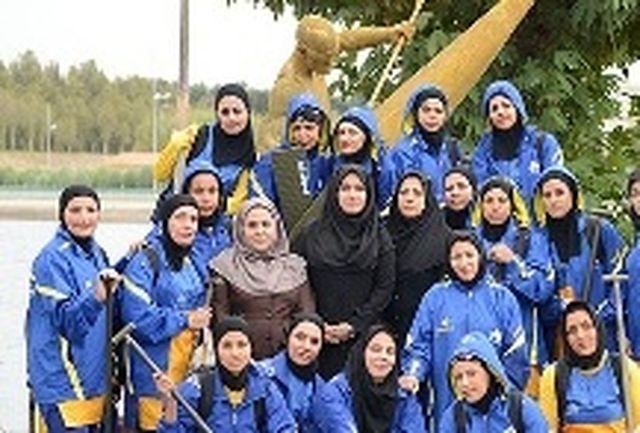 تهران و بوشهر قهرمانان دراگون بوت بانوان شدند