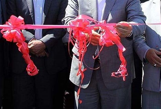 یک مدرسه در روستای سورچاه از توابع شهرستان قلعه گنج افتتاح شد